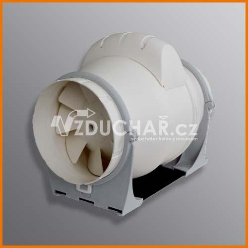 Ventilátory - AXM - ventilátor do kruhového potrubí