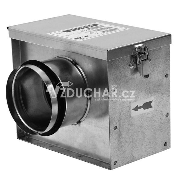 Příslušenství - FLK - B filtrační box proti mechanickému znečištění vzduchu