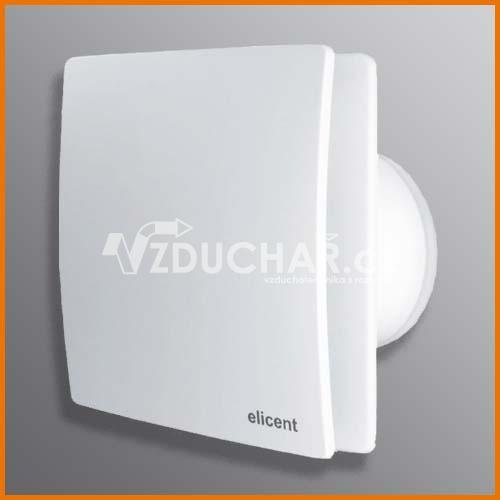 Ventilátory - ELEGANCE - elegantní ventilátor pro odvod vzduchu z toalety, koupelny, kuchyně