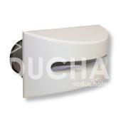 Distribuční prvky - VX-PG - venkovní stěnová vyústka pro přívod i odvod vzduchu