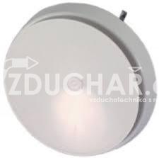 Distribuční prvky - BALANCE S - plastový kruhový ventil pro přívod vzduchu