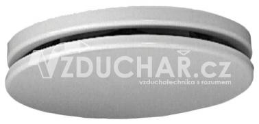 Distribuční prvky - TFF - přívodní stropní difuzor s nastavitelnou výfukovou štěrbinou