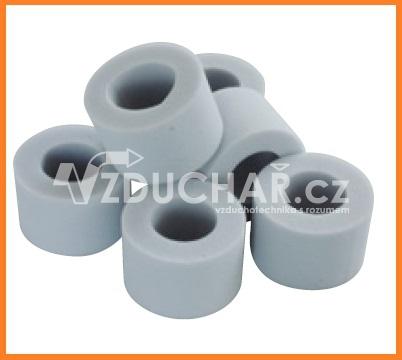 Vzduchovody - SGD 75 mini tlumič hluku a regulátor průtoku