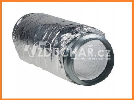 Vzduchovody - SONEX - ohebný tlumič hluku M/F