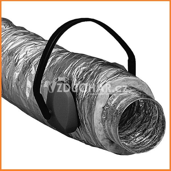 Vzduchovody - SONO -  izolované ohebné flexibilní potrubí