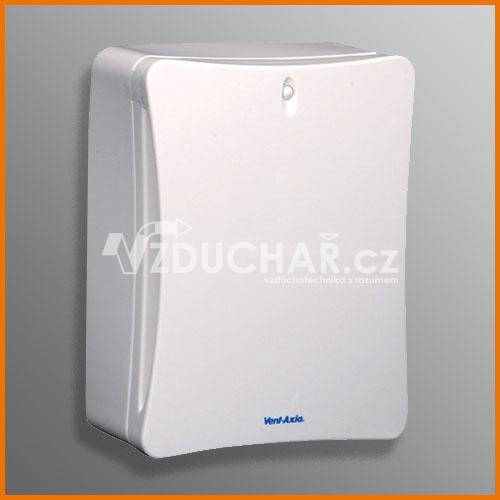 Ventilátory - SOLO PLUS - malý radiální ventilátor