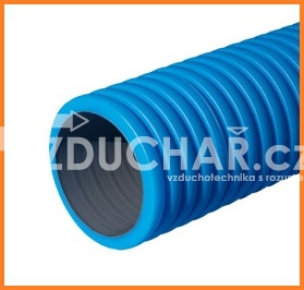 Vzduchovody - KLIMAFLEX - flexibilní potrubí pro rozvod vzduchu