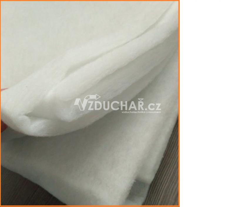 Náhradní filtry - FILTRAČNÍ TKANINA - třída filtrace G4 (prach, pyl)