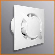 QB100 - moderní ventilátor pro odvod vzduchu z toalety nebo koupelny