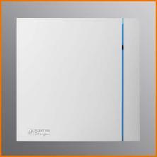 SILENT DESIGN - designový ventilátor pro odvod vzduchu z toalety, koupelny, kuchyně