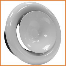 PDVS - kovový talířový ventil pro přívod vzduchu