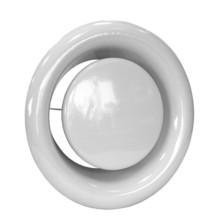 DVS - kovový talířový ventil pro odvod vzduchu