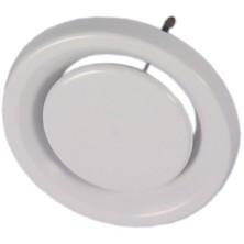 BALANCE E - plastový kruhový ventil pro odvod vzduchu