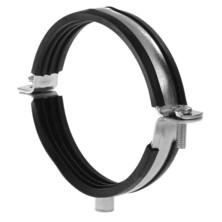 SBOG ocelové kovové dvoudílné objímky s gumou