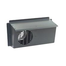 EDF-VXZ – sdružená fasádní mřížka pro sání a výtlak