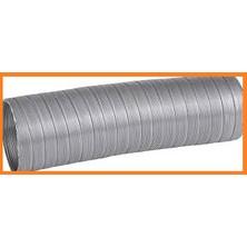 SEMIVAC - ohebné hliníkové potrubí pro rozvody vzduchu