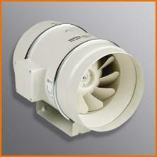 TD MIXVENT - spolehlivý ventilátor do kruhového potrubí