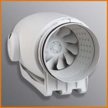 TD SILENT - ultra tichý ventilátor do kruhového potrubí
