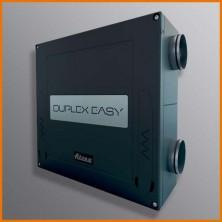 DUPLEX Easy - univerzální větrací jednotka s rekuperací tepla pro větrání domů