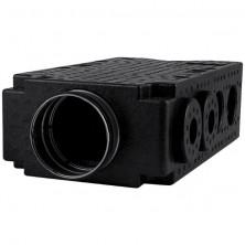 Distribuční box - ROZ-EPP-125 - pro rozvody vzduchu
