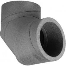 OBLOUK 90° pro potrubí HR-WTW - izolovaný potrubní systém