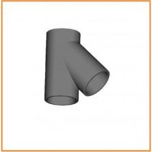 Rozbočka 45° pro potrubí HR-WTW - izolovaný potrubní systém
