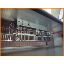 DUPLEX EDO5 - vestavný elektrický předehřívač pro digitální regulaci RD5 a RD5.CF